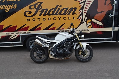 Used 2007 Triumph Speed Triple