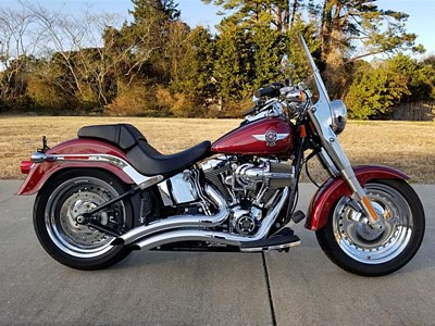 Used 2017 Harley-Davidson® Softail® Fat Boy®