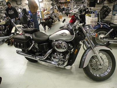 Used 2003 Honda® Shadow 750 ACE Deluxe