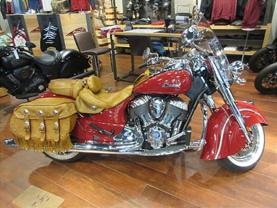 Used 2014 Indian® Chief® Vintage