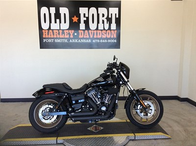 Used 2017 Harley-Davidson® Dyna® Low Rider® S