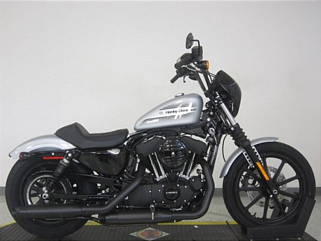 Photo of a 2020 Harley-Davidson® XL1200NS Iron 1200™