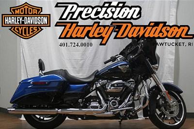 New 2018 Harley-Davidson® Street Glide® 115th Anniversary