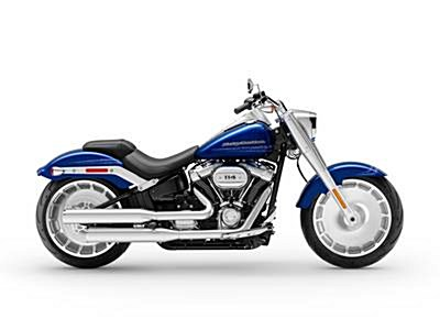 New 2019 Harley-Davidson® Softail® Fat Boy®