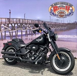 Used 2017 Harley-Davidson® Softail® Fat Boy® S