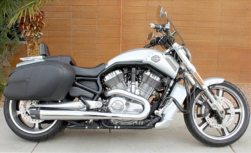 Photo of a 2009 Harley-Davidson® VRSCF V-Rod® Muscle™