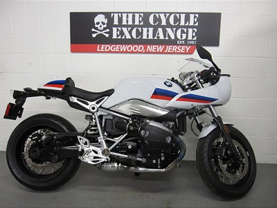 Used 2017 BMW Racer