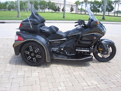 New 2016 Honda® Gold Wing® F6B