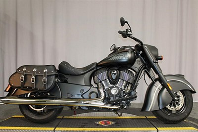 Used 2018 Indian® Chief Dark Horse®