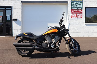 Used 2017 Victory Hammer™ S