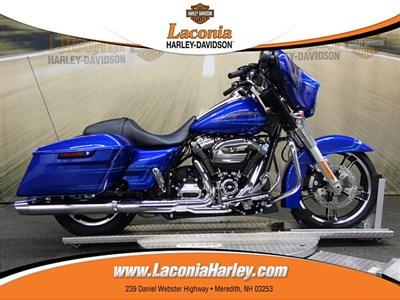New 2019 Harley-Davidson® Street Glide®