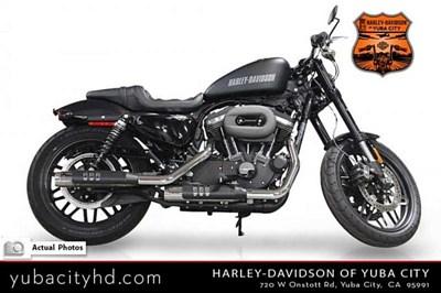 Harley Davidson Boise >> Sportster Roadster