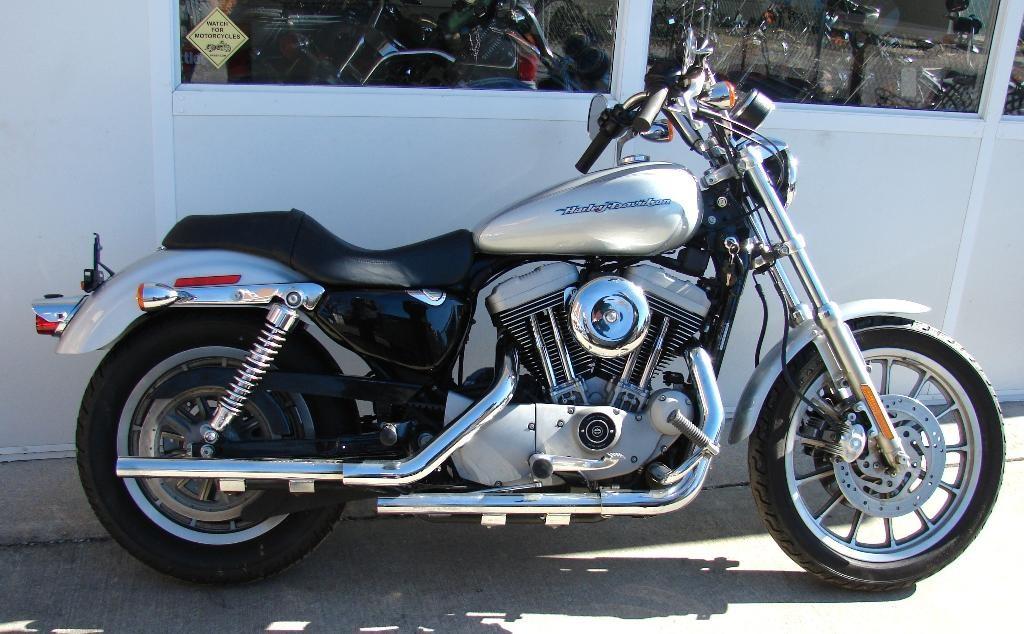 2004 Harley Davidson 174 Xl1200r Sportster 174 Roadster Silver