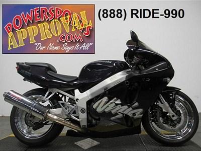 Used 1998 Kawasaki Ninja ZX-7R