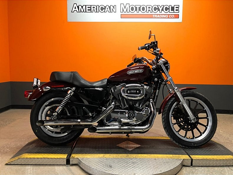 Photo of a 2008 Harley-Davidson® XL1200L Sportster® 1200 Low