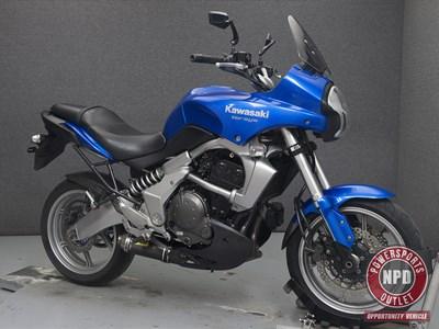 Used 2009 Kawasaki Versys