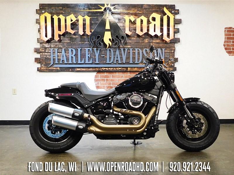 Photo of a 2018 Harley-Davidson® FXFB Softail® Fat Bob®