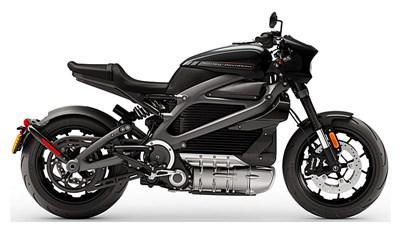 New 2020 Harley-Davidson® LiveWire™