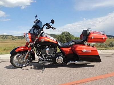 Used 2014 Harley-Davidson® CVO™ Road King®