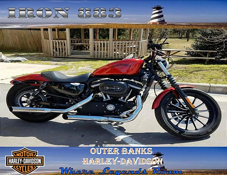 Harley Davidson Iron 833 >> 2013 Harley Davidson Xl883n Sportster Iron 883 Candy Orange