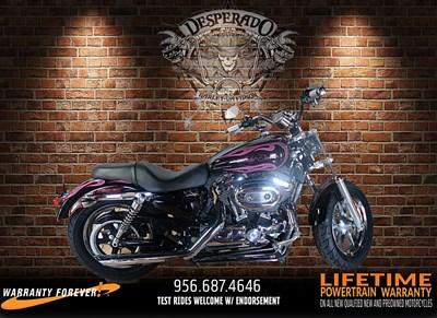 Used 2013 Harley-Davidson® Sportster® 1200 Custom - H-D1 Factory Custom