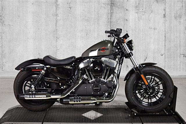 Photo of a 2019 Harley-Davidson® XL1200X Sportster® Forty-Eight®