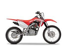New 2019 Honda® CRF125F
