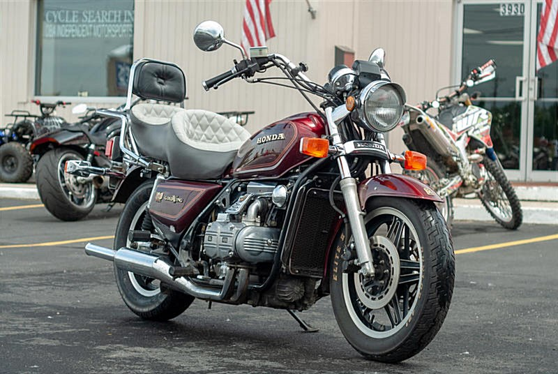 Photo of a 1982 Honda® GL1100 GoldWing