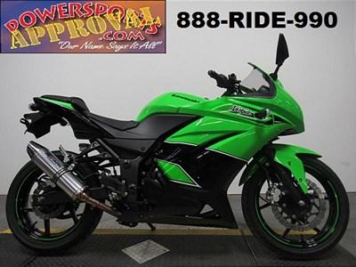 Used 2011 Kawasaki Ninja 250R