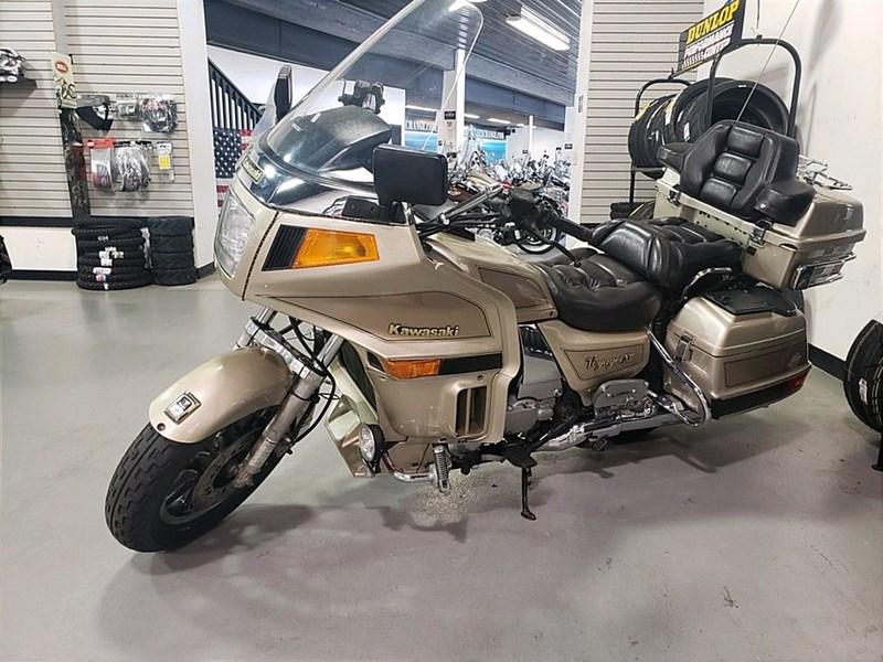 Photo of a 1989 Kawasaki ZG1200 Voyager XII