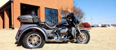 New 2021 Harley-Davidson® Tri Glide® Ultra