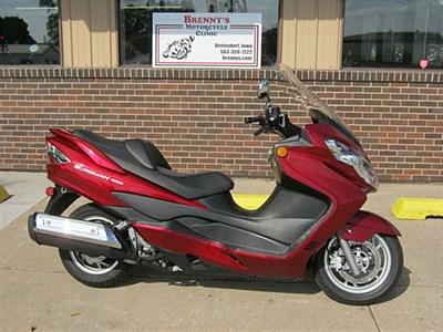Used 2008 Suzuki Burgman 400
