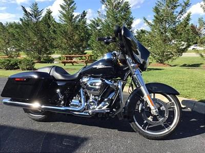 New 2018 Harley-Davidson® Street Glide®