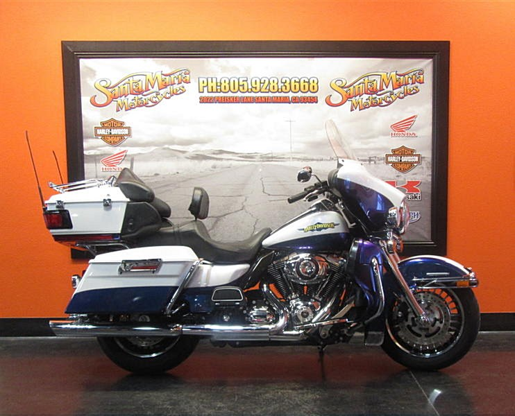 Photo of a 2010 Harley-Davidson® FLHTK Electra Glide® Ultra Limited