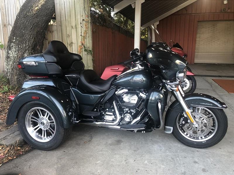 2020 Harley-Davidson® FLHTCUTG Tri Glide® Ultra (SPRUCE ...
