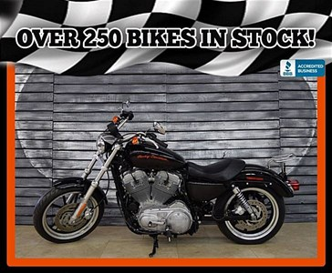 Used 2013 Harley-Davidson® Sportster® 883 Custom