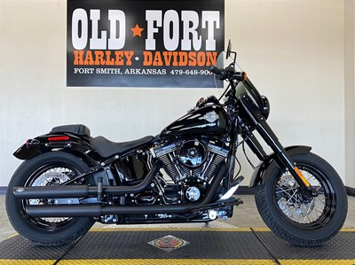 Used 2016 Harley-Davidson® Softail® Slim®