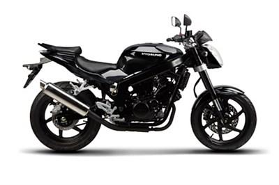 New 2016 Hyosung COMET 250