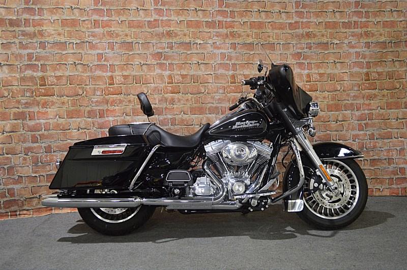 2009 Harley Davidson 174 Flht Electra Glide 174 Standard Vivid