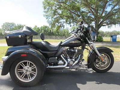 Used 2010 Harley-Davidson® Street Glide® Trike