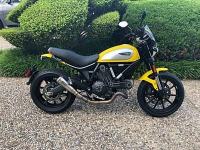 Used 2016 Ducati Dual Sport Scrambler Icon