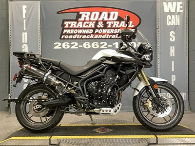 Used 2012 Triumph Tiger 800