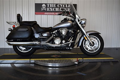 Used 2008 Yamaha V-Star 1300 Tourer