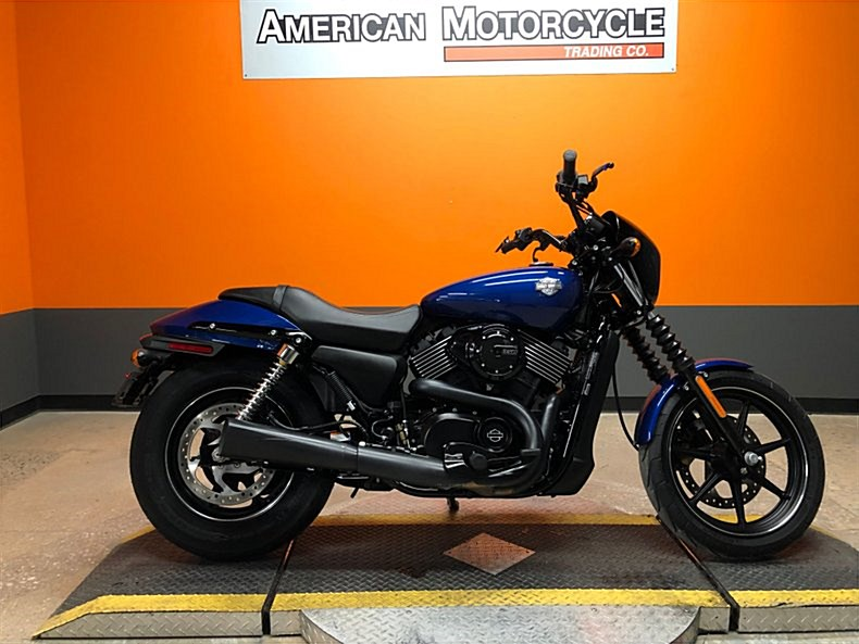 Photo of a 2016 Harley-Davidson® XG750 Street™ 750
