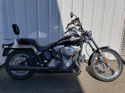 Used 2003 Harley-Davidson® Softail® Standard