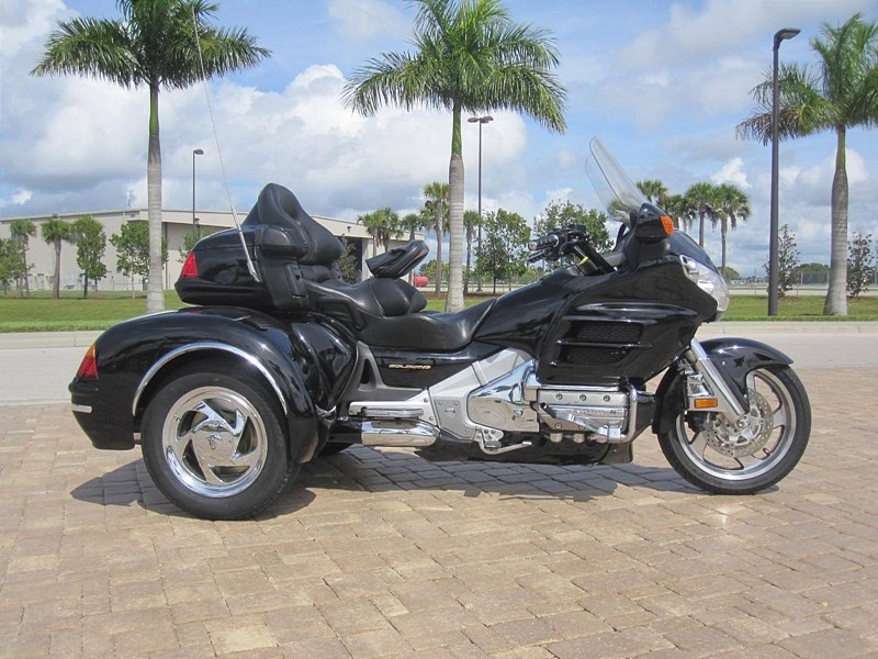 Photo of a 2003 Honda®  Custom Trike