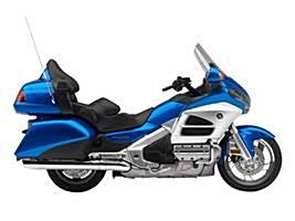 Used 2013 Honda® Gold Wing® Audio Comfort