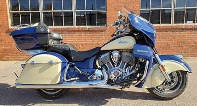 Used 2016 Indian® Motorcycle Roadmaster™