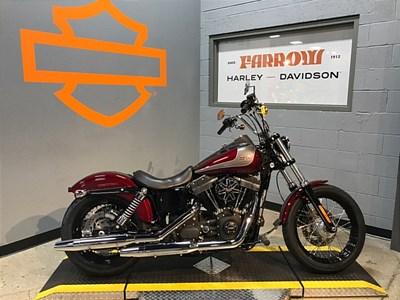 Used 2015 Harley-Davidson® Dyna® Street Bob® - H-D1 Factory Custom
