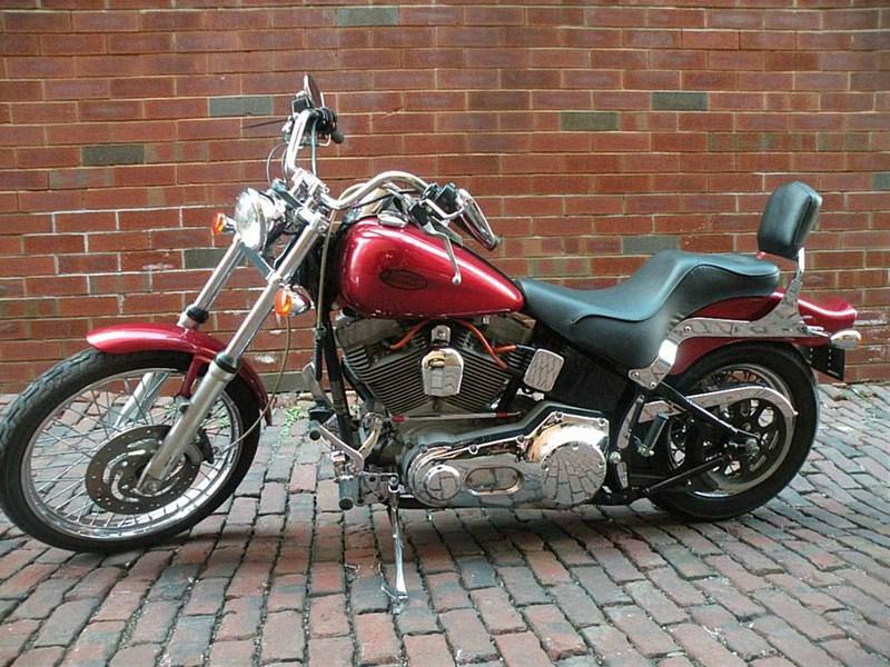 Photo of a 2004 Harley-Davidson® FXST/I Softail® Standard
